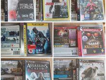 PS3 originaalplaadid