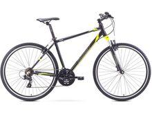 Alumiiniumraamiga hübriid jalgratas Romet, 28''