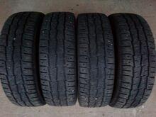Jooks talveerehve kaubikule Michelin 195/70 R15C