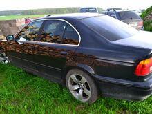 BMW 530D 2001a 142kW automaat, varuosad