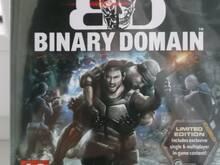 PS3 -mäng BINARY DOMAIN