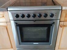 Köögikapid ja keraamiline elektripliit