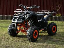 "KXD ATV hummer 125cc 7"" uus disain"
