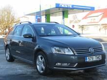 Volkswagen Passat  2,0 td 4 Motion