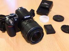 Nikon D3100, HD video, vähe kasutatud