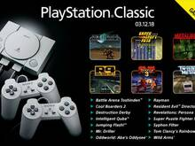 Sony PlayStation Classic Retro Classic ps1 2 puldi