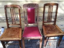 3 Lutheri vabriku tooli