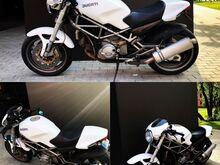Mootorratas Ducati Monster 1000