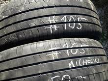 225/60/R18 Michelin suverehvid 2tk