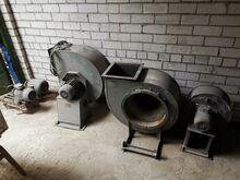 Ventilaatorid mootoritega