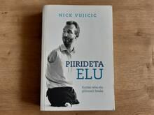 """Piirideta Elu"" Nick Vujicic"