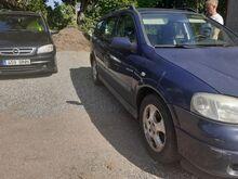 MÜÜA Opel Astra 1.6 72kw 2001a.