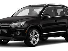 Ostan Volkswagen Tiguan 2016a käsiraamatu