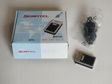 "Sigmatel ""Slim GPS"" Bluetooth GPS receiver"