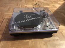 Vinüülimängija Audio-Technica AT-LP120XUSB-SV