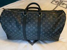 Uus Louis Vuitton kott keepall 55cm