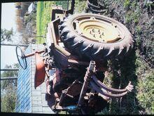 Traktor, saksa, 4 silindriline