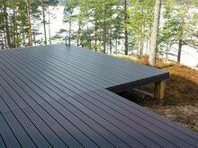 Terrassilauad täisplastist 28x138mm