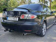 Varuosad  Mazda 6