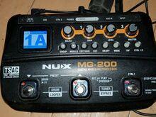 Multi effekti plokk NUX MG-200