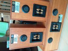 Yamaha AV ressiiver (RX-V757) ja kõlarid (Tannoy)