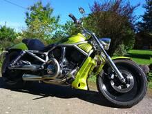 Harley Davidson V Rod 300