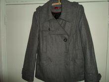 Hall villane mantel-jakk 40-42.
