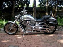 Harley Davidson 2002 V Rod VRSCA 86kW + Vahetus