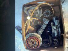 Mootorratta osad