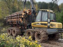 Metsa väljavedu