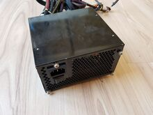 Toiteplokk 550w, NVIDIA SLI, Dual PCIE