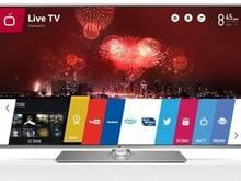 Teler Lg 50 tolli.3D. Smart tv. Web Oz 2. Wifi.
