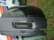 Chrysler Voyageri tagaluuk