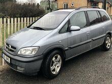 Opel Zafira 1.6 74kW