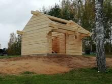 Käsitöö palkmajade ehitus ja puusepatööd.