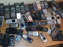 Mobiiltelefonid + varuosad