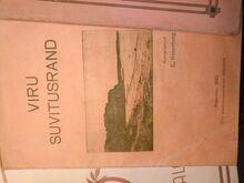 Vabariigiaegsed trükised 1910, 1924,1944