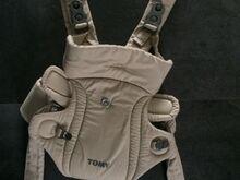 TOMY ergonoomiline kõhukott/ kandekott