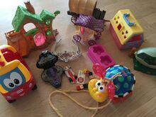 Lepatriinu,auto,loss ja teised mänguasjad