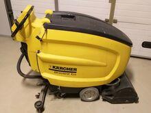 Põrandapesumasin Kärcher BR55/60W ECO