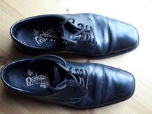 Mustad nahast kingad nr 43.