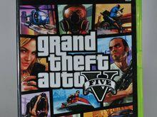 Xbox 360 mäng GTA V