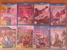 Wii ja Wii U mängud