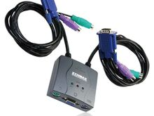 Edimax Switch PA2C KVM USB PS2 2