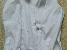 Poiste valge särk suurus 152