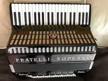 Itaalia akordion Fratelli Soprani