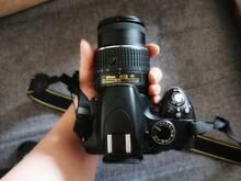 Nikon D3200 + 18-55mm VR II Kit