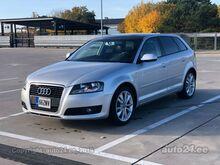 Audi A3 S-Line 2012