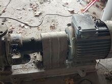 Elektrimootor-veepump