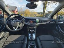 Opel Astra Sports Tourer +